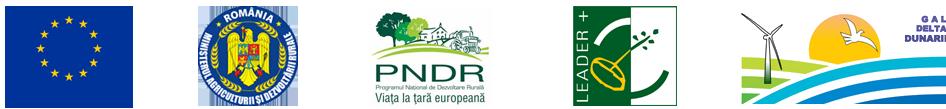 Grupul de acțiune locală Delta Dunării Logo